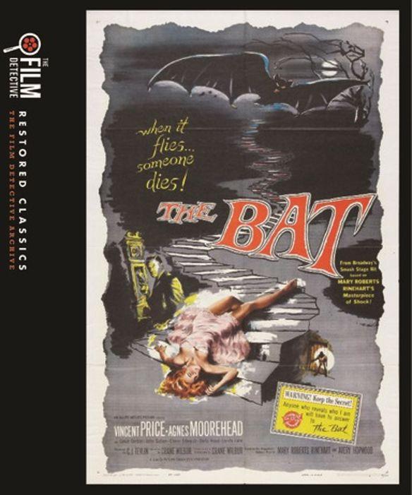 The Bat [Blu-ray] [1959] 29789164