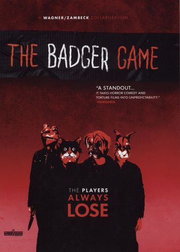 The Badger Game [DVD] [2014] 29795736