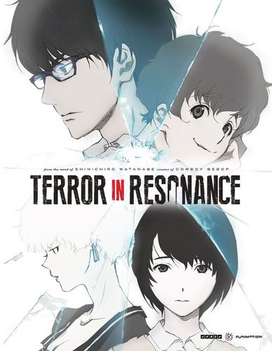 Terror in Resonance: The Complete Series [Limited Edition] [Blu-ray/DVD] [4 Discs] 29812207