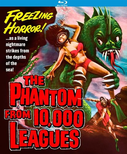 The Phantom from 10,000 Leagues [Blu-ray] [1955] 29812261