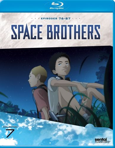 Space Brothers: Collection 7 [Blu-ray]
