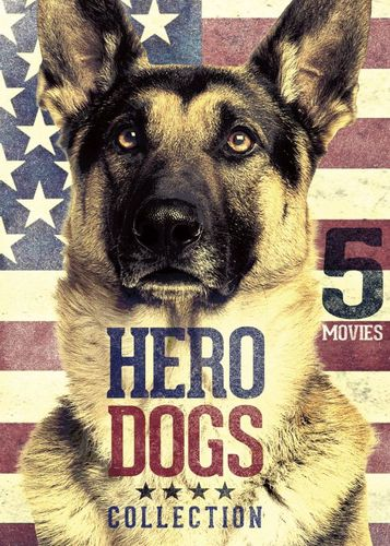 5-Movie Hero Dogs Collection [DVD] 29831446
