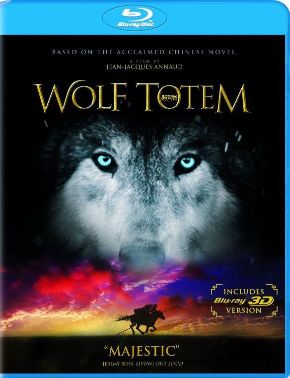 Wolf Totem [3D] [Blu-ray] [Blu-ray/Blu-ray 3D] [2015] 29831544