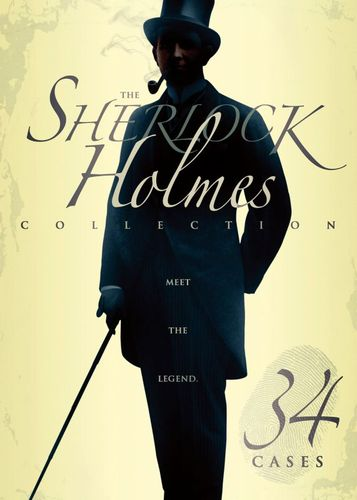 The Sherlock Holmes Collection, Vol. 1 [4 Discs] [DVD] 29831608