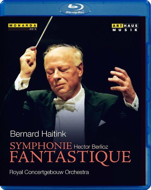 Hector Berlioz: Symphonie Fantastique [Video] [Blu-Ray Disc] 29836885