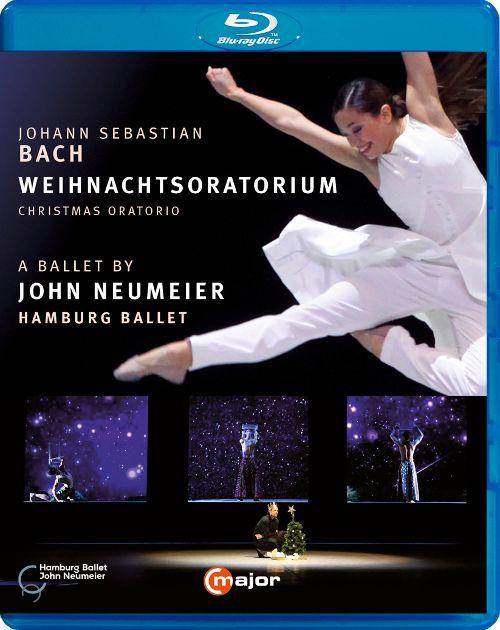Bach: Weihnachtsoratorium - A Ballet by John Neumeier [Video] [Blu-Ray Disc] 29837511