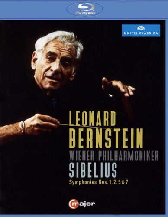 Leonard Bernstein/Wiener Philharmoniker: Sibelius - Symphonies Nos. 1, 2, 5 and 7 [Blu-ray] [1988] 29837548