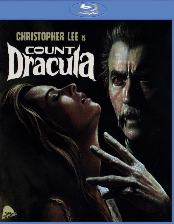 Count Dracula [Blu-ray/DVD] [2 Discs] [1970] 29843294