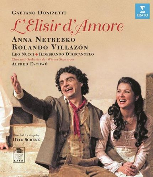 Donizetti: L'Elisir d'Amore [Video] [Blu-Ray Disc] 29857192