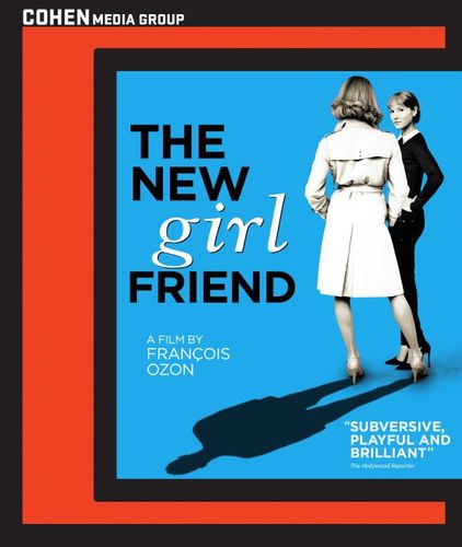 The New Girlfriend [Blu-ray] [French] [2014] 29870162