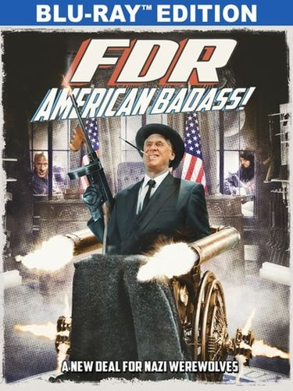 FDR: American Badass [Blu-ray] [2012] 29887174