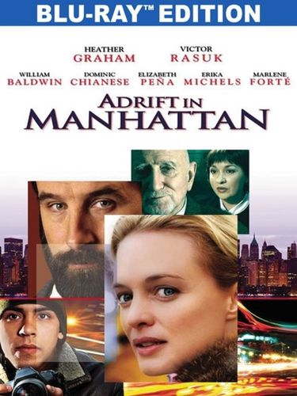 Adrift in Manhattan [Blu-ray] [2007] 29887651