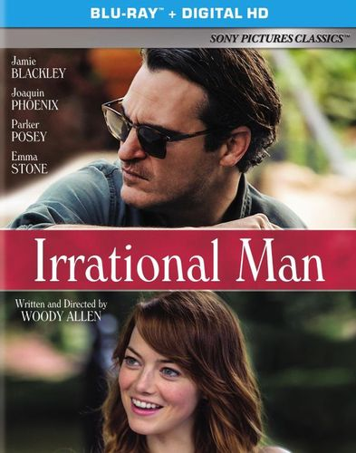 Irrational Man [Includes Digital Copy] [UltraViolet] [Blu-ray] [2015] 29901946