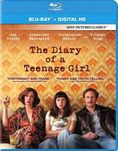The Diary of a Teenage Girl [Includes Digital Copy] [UltraViolet] [Blu-ray] [2015] 29901964