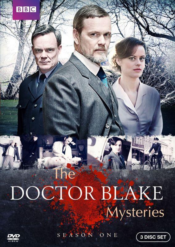 The Doctor Blake Mysteries: Season One [3 Discs] [DVD] 29903899