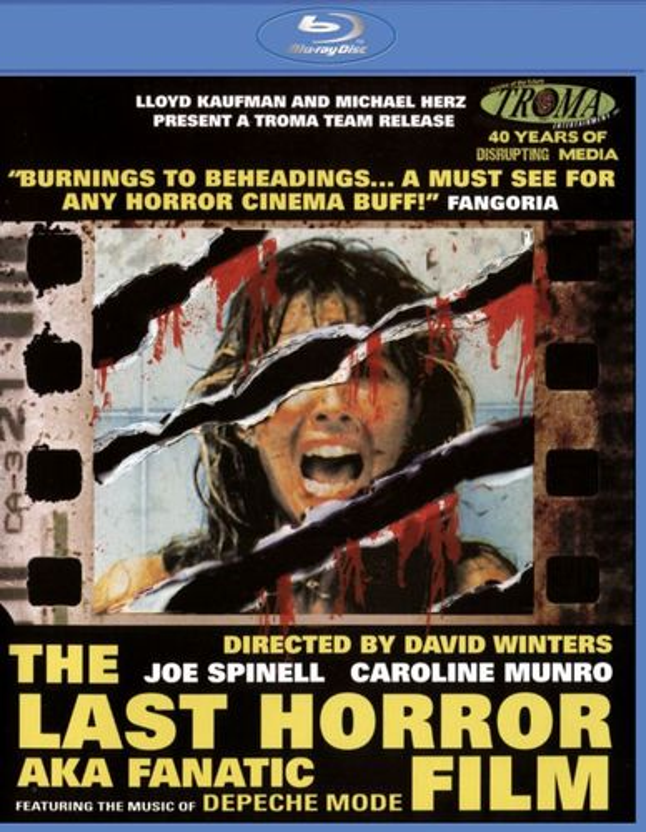The Last Horror Film [Blu-ray] [1982] 29918545