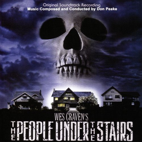 The People Under the Stairs [Original Soundtrack Recording] [CD] 29922838