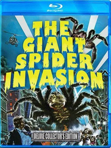 The Giant Spider Invasion [Blu-ray] [1975] 29949191