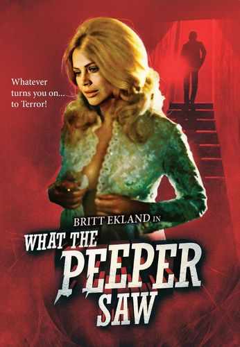 What the Peeper Saw [Blu-ray] [1971] 29949206