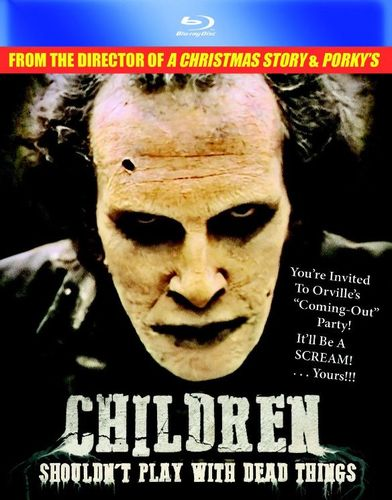 Children Shouldn't Play with Dead Things [Blu-ray] [1972] 29949215