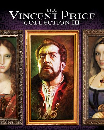 The Vincent Price Collection III [Blu-ray] [4 Discs] 29957714