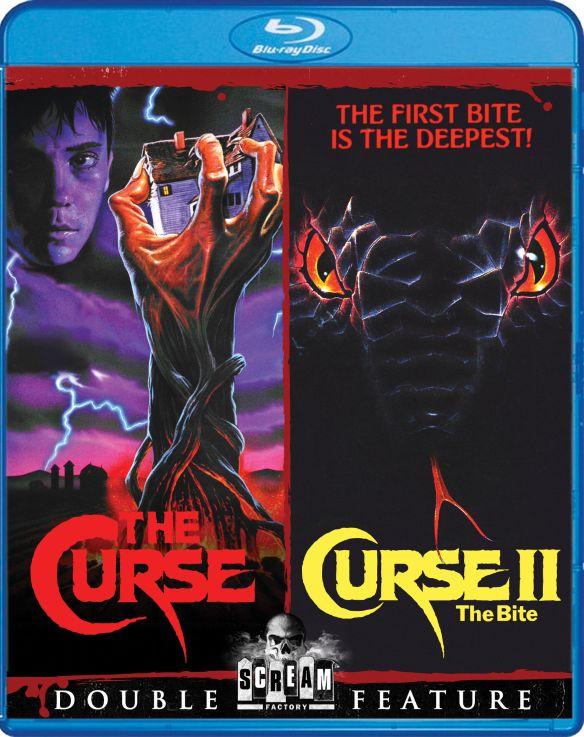 The Curse/The Curse II [Blu-ray] 29957787