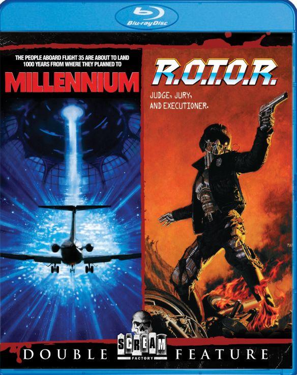 Millennium/R.O.T.O.R. [Blu-ray] 29957878