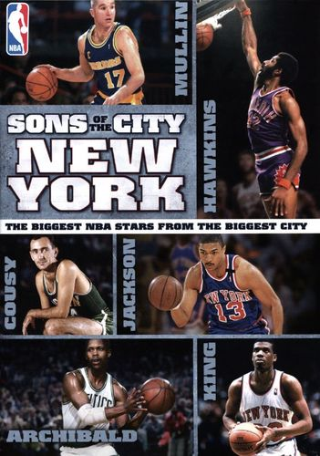NBA: Sons of the City - New York [DVD] [2011] 29957978