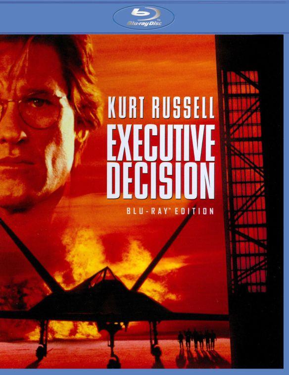 Executive Decision [Blu-ray] [1996] 2996064