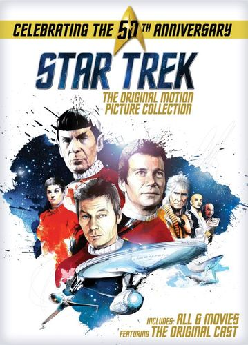 Star Trek: Original Motion Picture Collection [DVD] 29967242