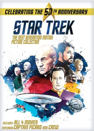 Star Trek: The Next Generation Motion Picture Collection [DVD] 29967288