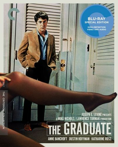 The Graduate [Criterion Collection] [Blu-ray] [1967] 29978337