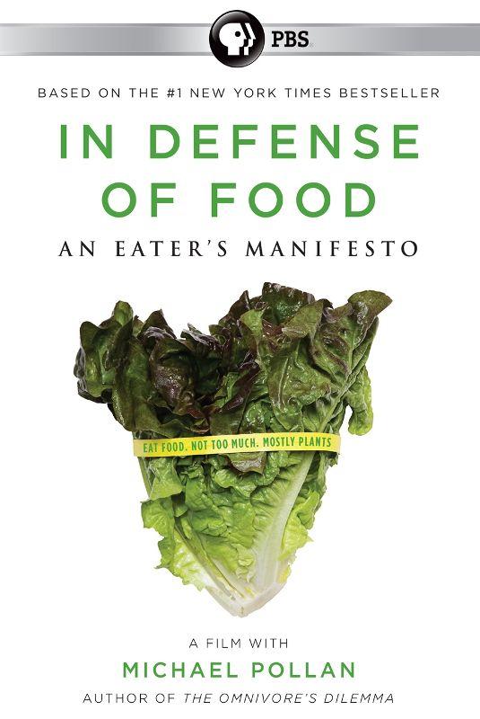 In Defense of Food [DVD] [2015] 29980326