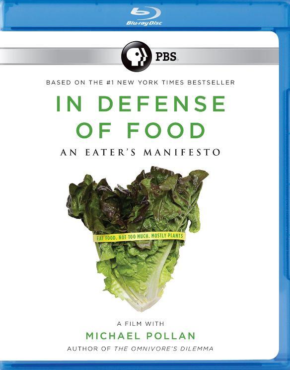 In Defense of Food [Blu-ray] [2015] 29980344
