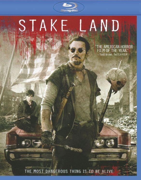 Stake Land [Blu-ray] [2010] 2998141