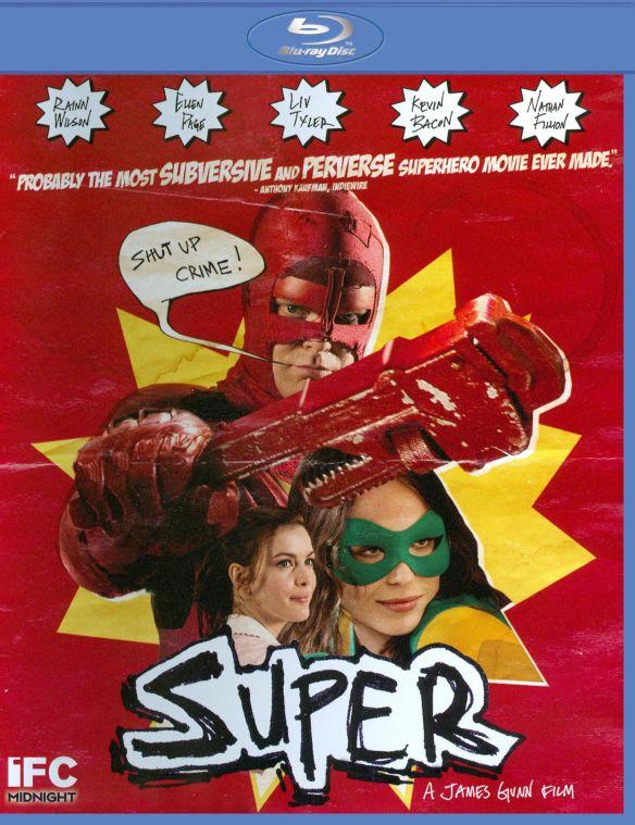 Super [Blu-ray] [2010] 2998248