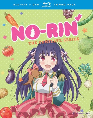 No-Rin: The Complete Series [Blu-ray/DVD] [4 Discs] 29989295