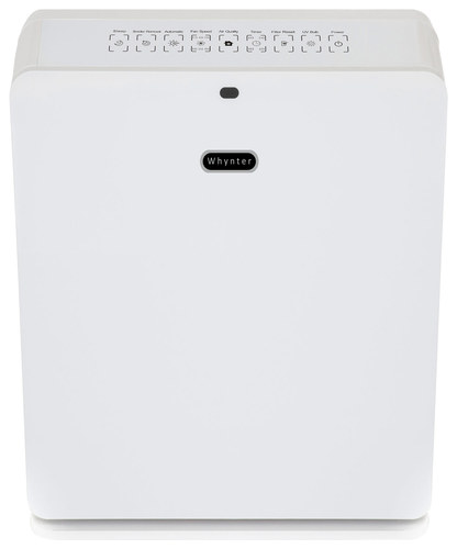 Whynter - EcoPure Personal Air Purifier - Pearl 2999041