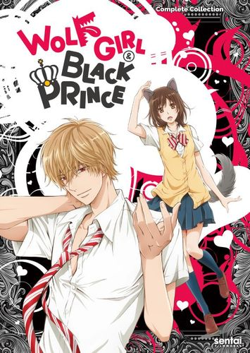 Wolf Girl & Black Prince: Complete Collection [2 Discs] [DVD] 30003569