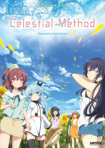 Celestial Method: Complete Collection [3 Discs] [DVD] 30020306