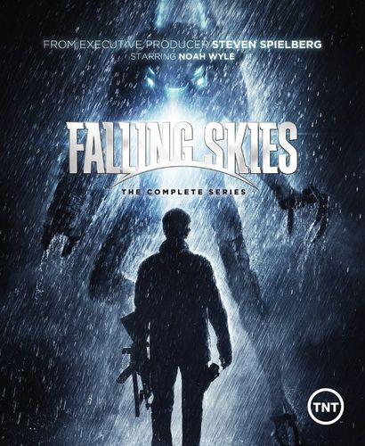 Falling Skies: The Complete Series Box Set [15 Discs] [DVD] 30026668