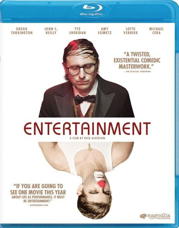 Entertainment [Blu-ray] [2015] 30055163