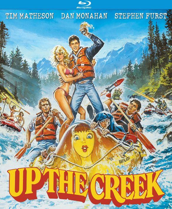 Up the Creek [Blu-ray] [1984] 30085328