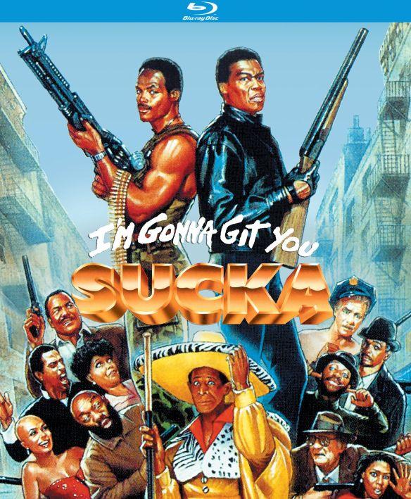 I'm Gonna Git You Sucka! [Blu-ray] [1988] 30085364