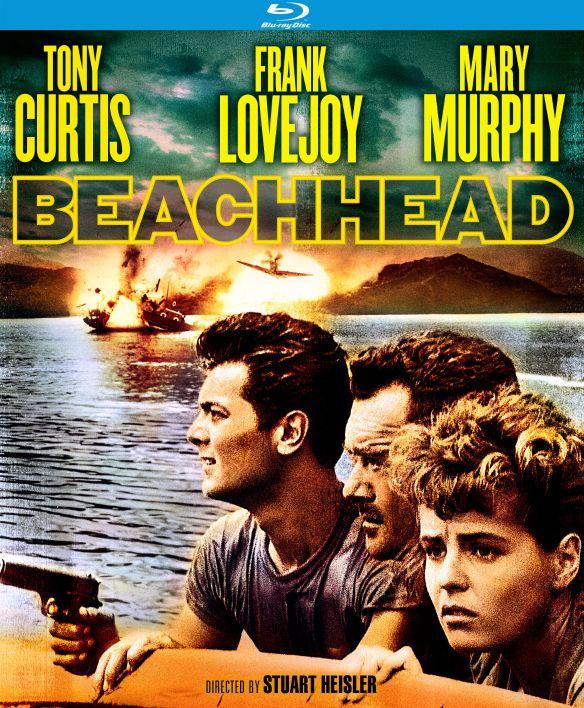 Beachhead [Blu-ray] [1954] 30085406
