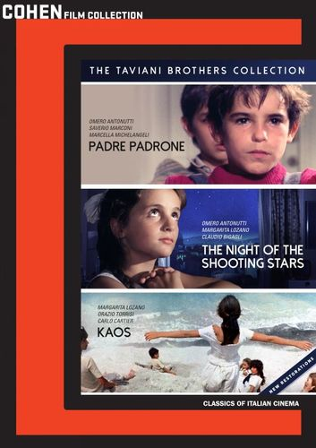 The Taviani Brothers Collection [DVD] 30086144