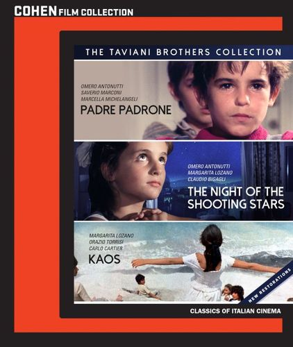 The Taviani Brothers Collection [Blu-ray] 30086153
