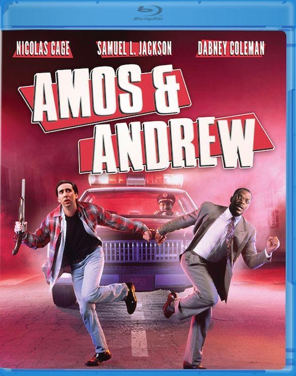 Amos & Andrew [Blu-ray] [1993] 30087203