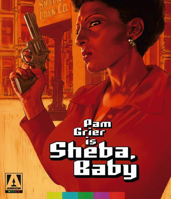 Sheba, Baby [Blu-ray/DVD] [2 Discs] [1975] 30100184