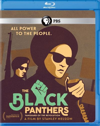 The Black Panthers: Vanguard of the Revolution [Blu-ray] [2015] 30101688